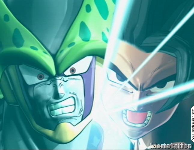 Dragon Ball Z: Budokai Tenkaichi (PlayStation 2)